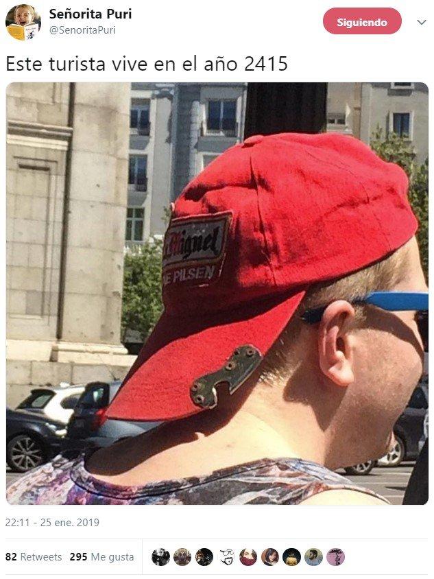 La gorra definitiva