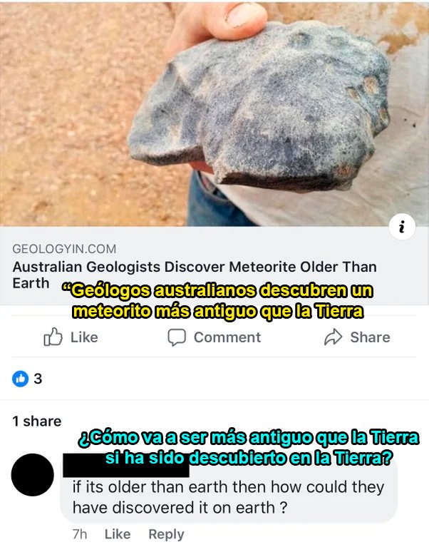 Jaque mate, geólogos
