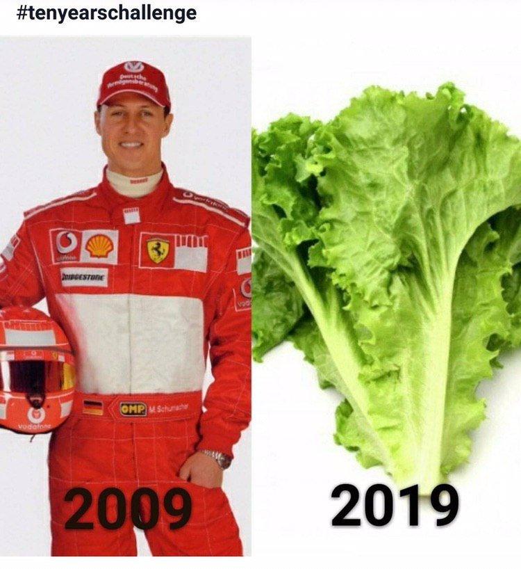 10 years challenge