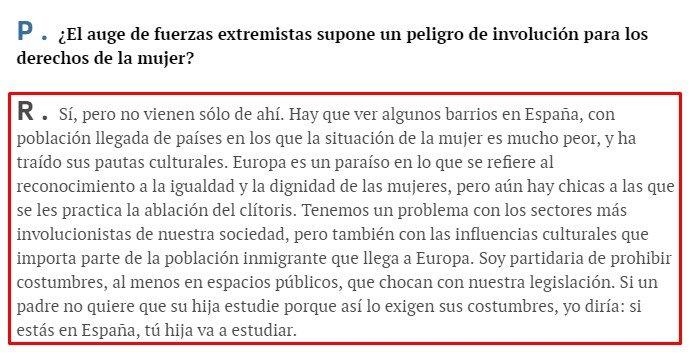 María Ángeles Durán: Especialista mundial en materia de igualdad