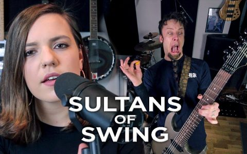 Sultans of Swing (Dire Straits) Metal Cover