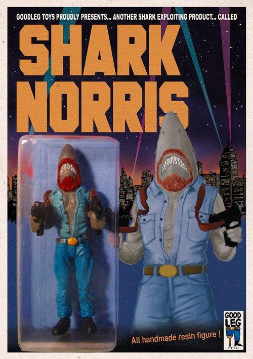 Solo hay una cosa más peligrosa que Chuck Norris...