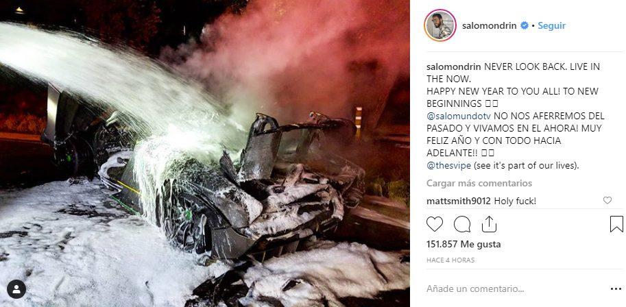 R.I.P. McLaren Senna de Salomondrin