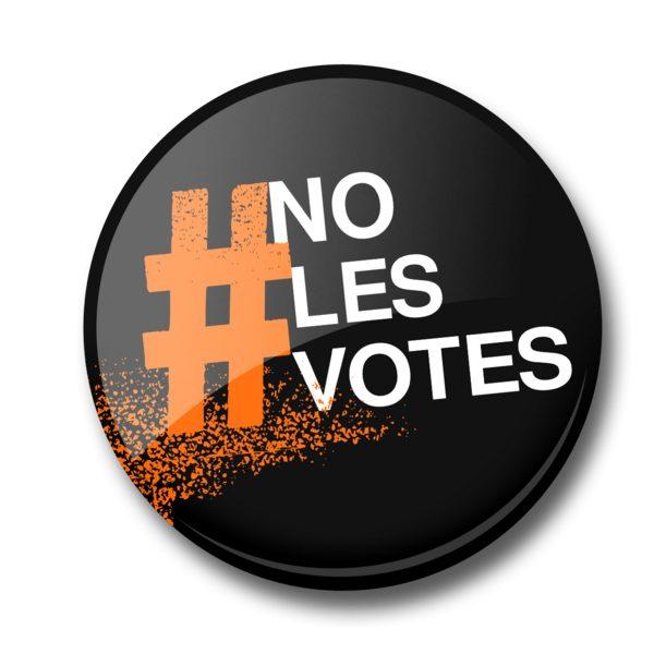 #NoLesVotes... vale... ¿pero a quién voto?