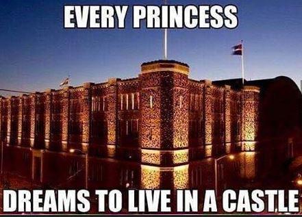 Lo que cualquier princesita desea por su cumpleaños