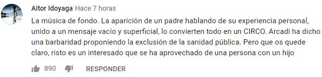 """Entrevista """"completa"""" de Risto a Arcadi Espada"""