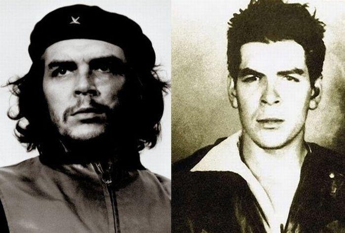Te ríes de los que no reconocen a Superman por ponerse unas estúpidas gafas, pero luego ves al Che Guevara sin barba y...