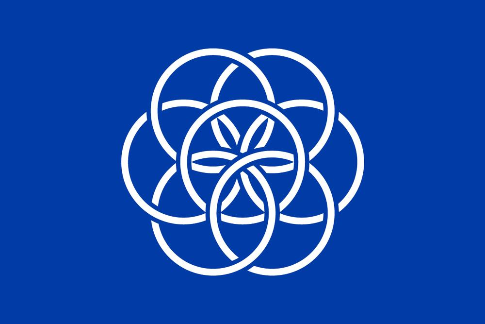 ¿Sabías que la Tierra tiene bandera?