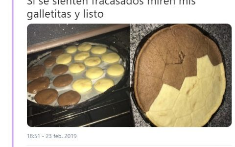 Galletas fail