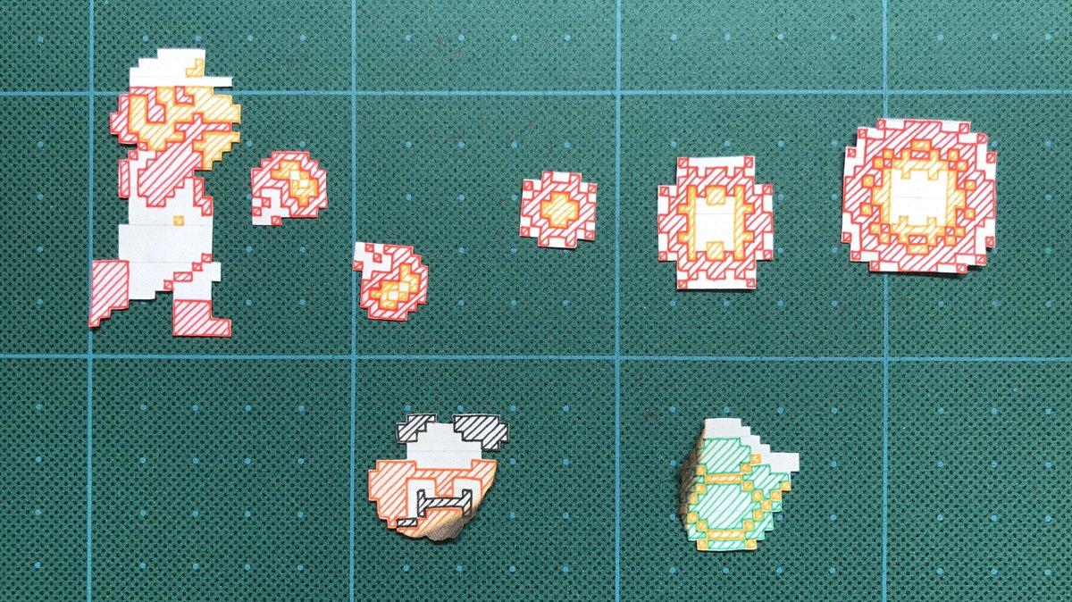Paper Mario Bros: Un stop motion diferente