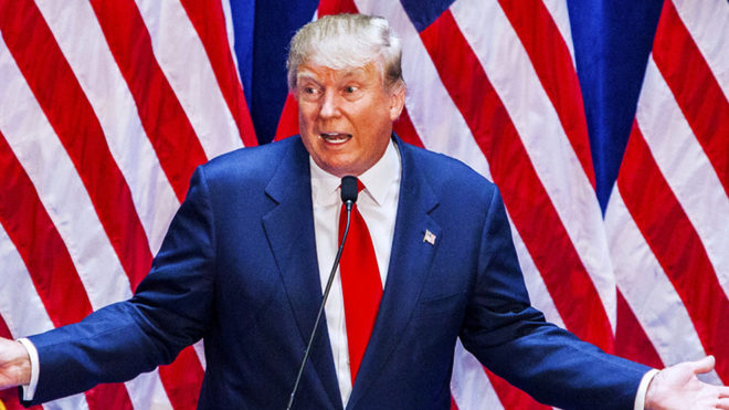Confirmado: Donald Trump, candidato al Nobel de la Paz 2019
