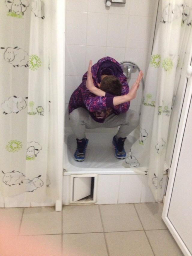 Una de rusos haciendo cosas rusas [124 fotos]
