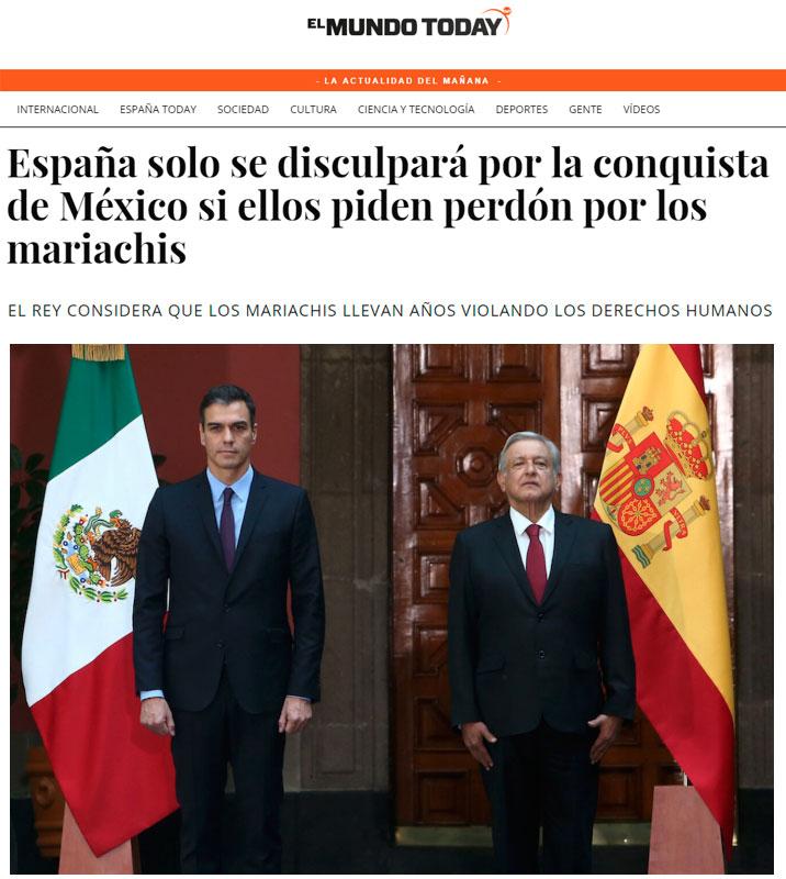 e4649a58e3 Una noticia de El Mundo Today que podría ser menos absurda que la realidad