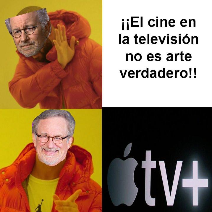 El fajo de billetes que emocionó a Spielberg