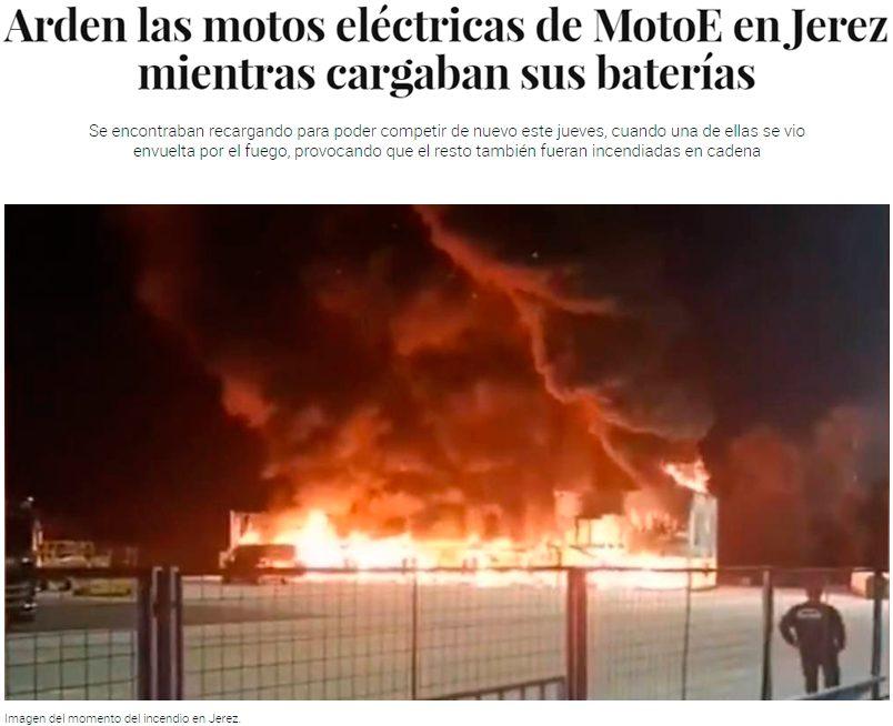 """De los creadores de """"la gasolina es peligrosa porque arde"""", llega... ¡la batería de litio!"""