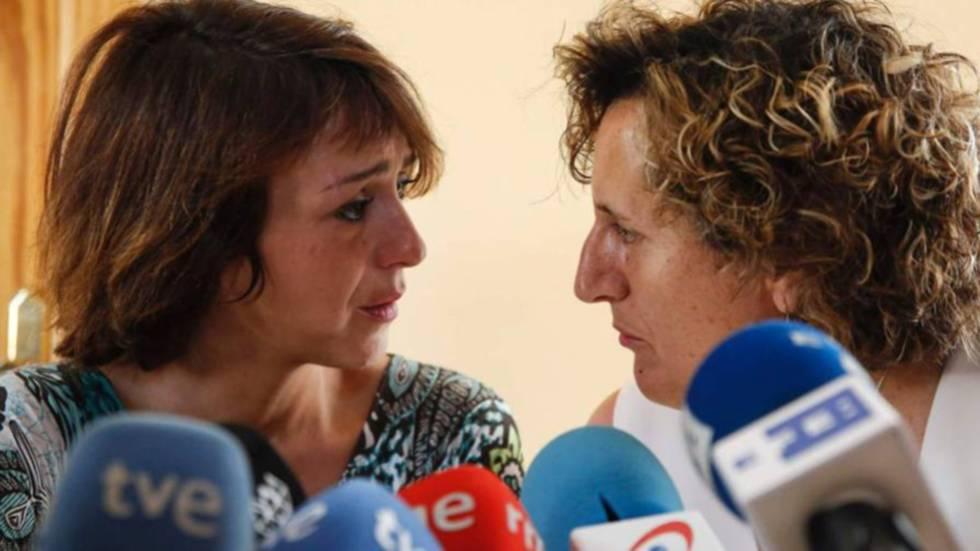 Ratificado: cinco años de cárcel a Juana Rivas por la sustracción de sus hijos durante 14 meses en 2017