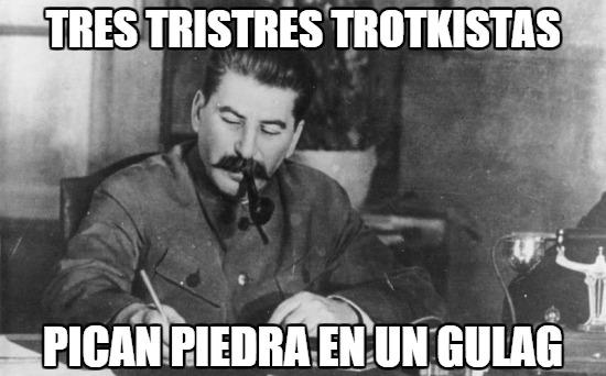 Hoy 5 de marzo se cumplen 62 años de la muerte de Stalin