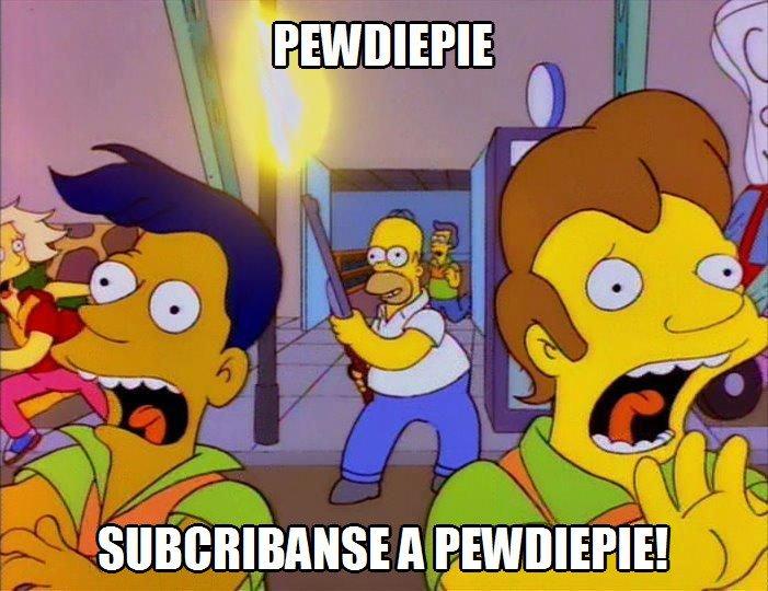 Los Simpson siempre tienen una escena para ilustrar cualquier cosa