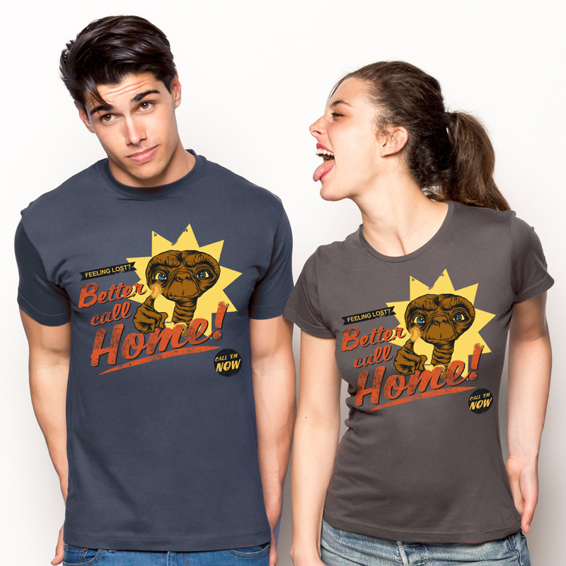 Camiseta Better Call Home