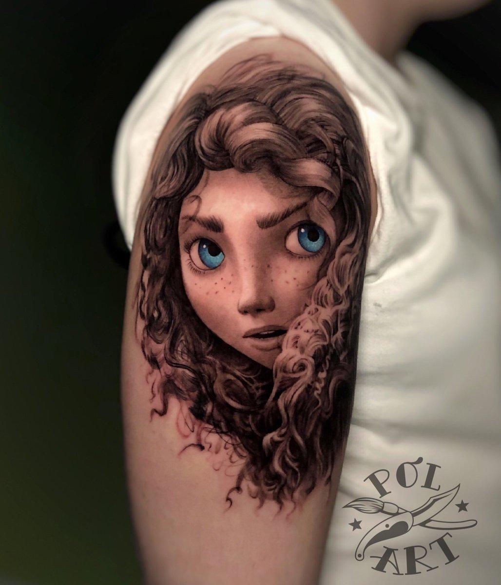 Al sobre con este trabajazo de Pol Tattoo