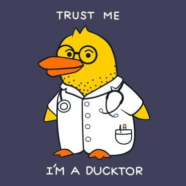 "Un nuevo miembro en la familia ""Trust me I'm a docThor"""