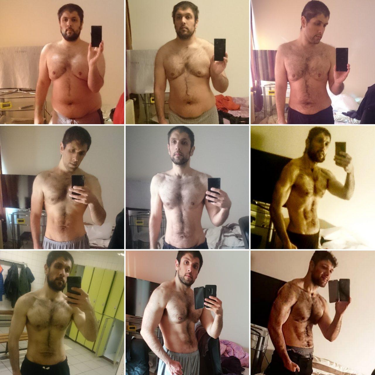 El resultado de 2.5 años de ejercicio