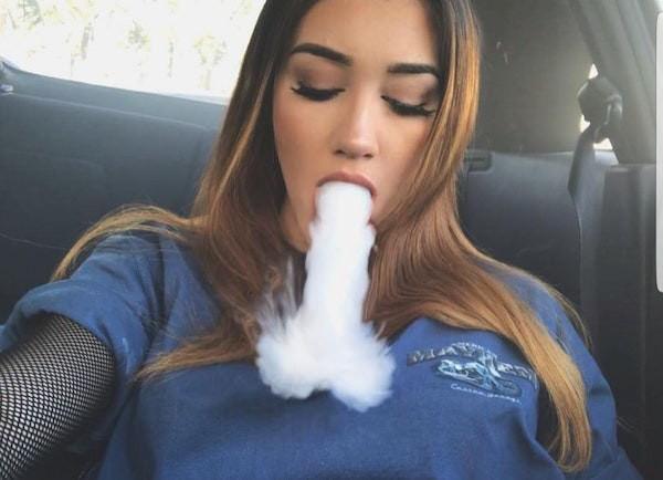 Si fuma...