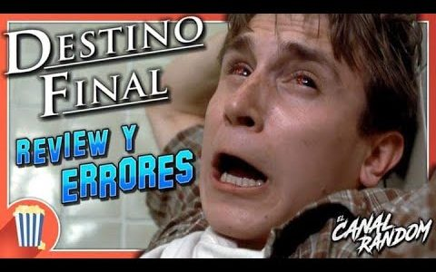Errores de películas: Destino Final
