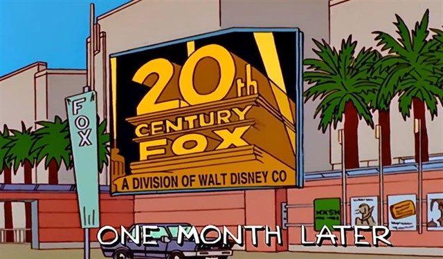 Disney compra 21st Century Fox por más de 62.800 millones de euros