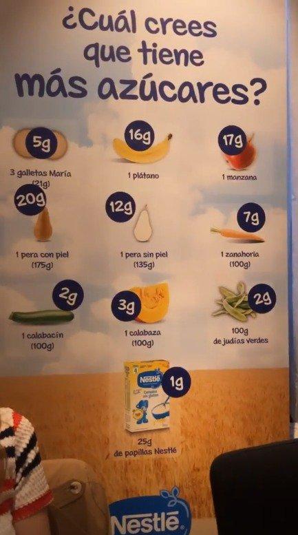 Se está hablando mucho de Nestlé por esta imagen