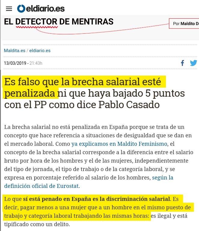"""ElDiario.es aplica su """"detector de mentiras"""" para criticar al PP, y sin querer se desmiente a sí mismo"""