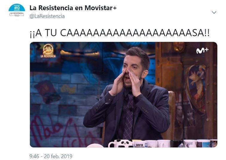 Cristina violeta al Atlético