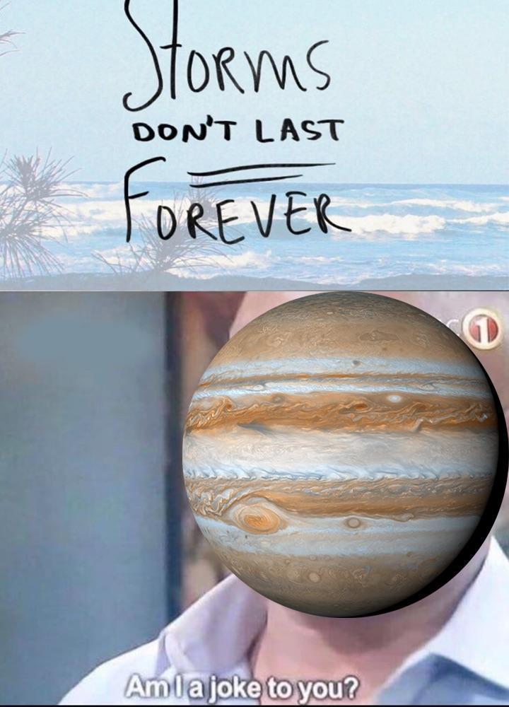 """""""Las tormentas no duran para siempre"""""""