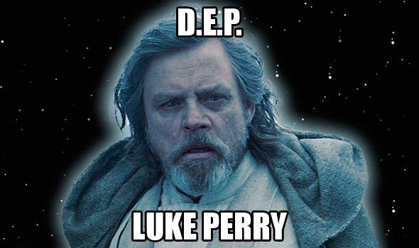Ha muerto Luke Perry