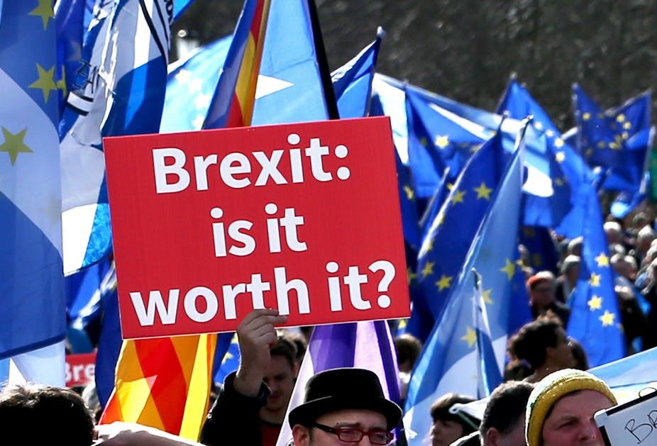 ALL IN: La UE solo aplazará el Brexit del 29M si la próxima semana el parlamento de UK aprueba el acuerdo de salida