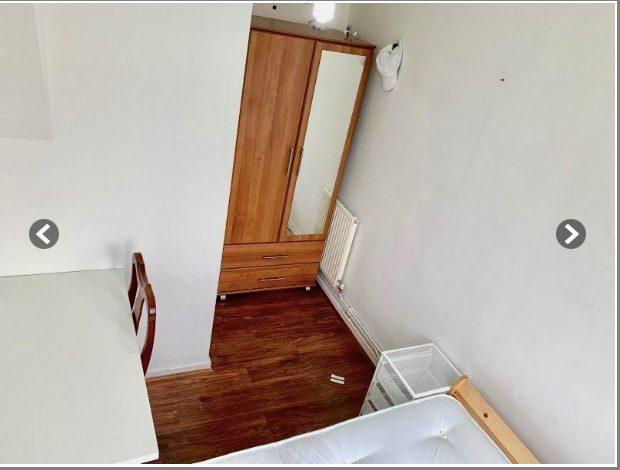 Esta habitación se alquila, pero... ¿por dónde se entra?