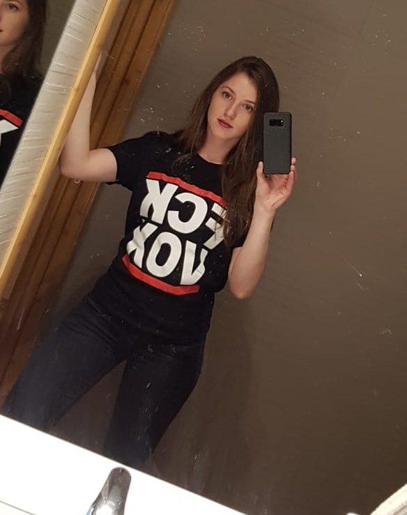 Camiseta FCK VOX