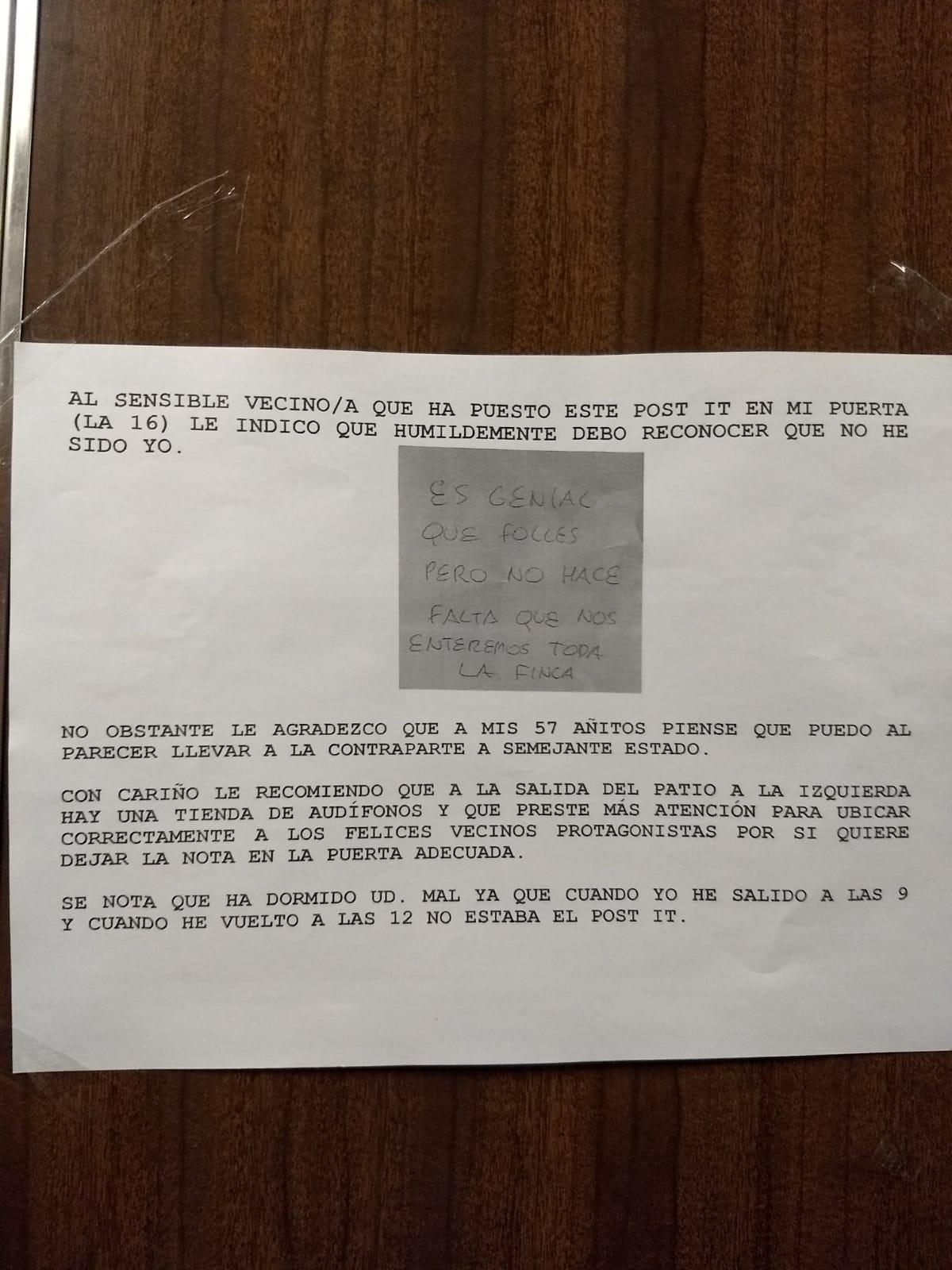 1c5a4b30abb Vecinos colegas: el despistado | 3Memes.com