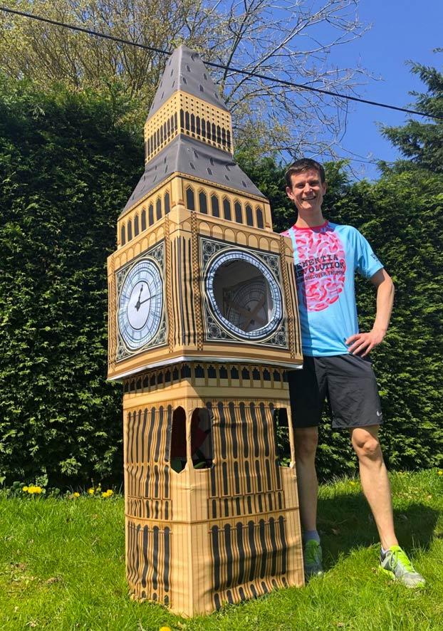 """El Big Ben consigue el primer puesto de la Maratón de Londres en la categoría """"edificios históricos"""""""