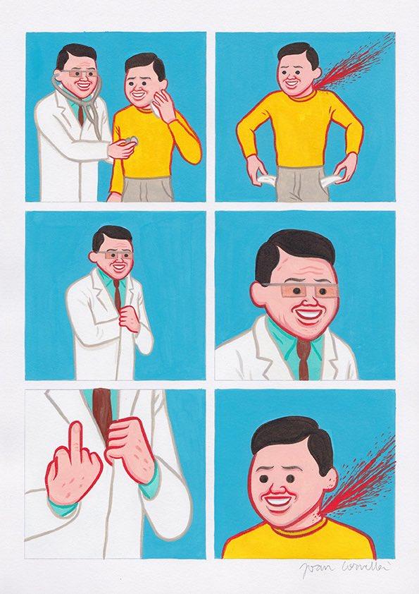 Sanidad en EE.UU. resumida en una imagen