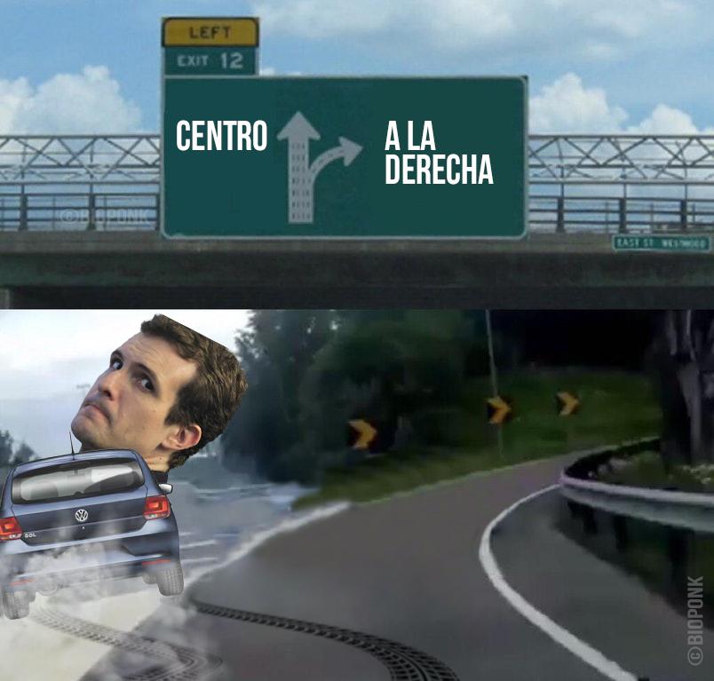 """Casado dice ahora que Abascal vivió de mamandurrias de su partido """"hasta antesdeayer"""""""