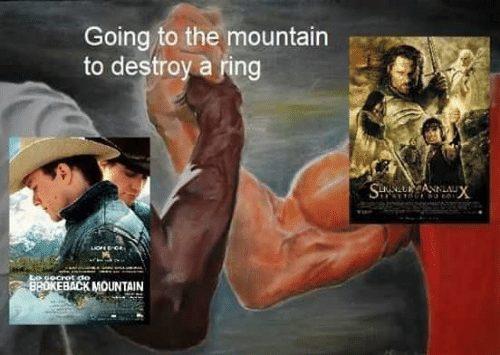 Dos películas, un mismo argumento