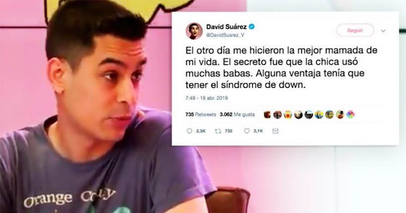 David Suárez lo ha vuelto a hacer