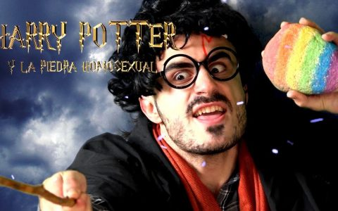 Harry Potter y la Piedra Homosexual