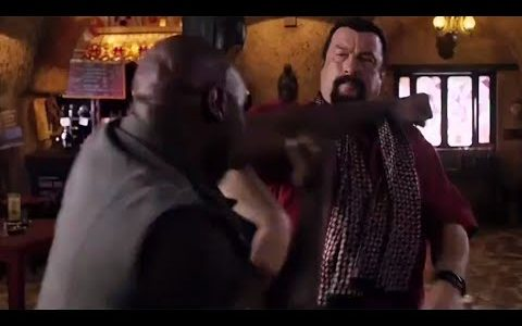 Mike Tyson vs Steven Seagal