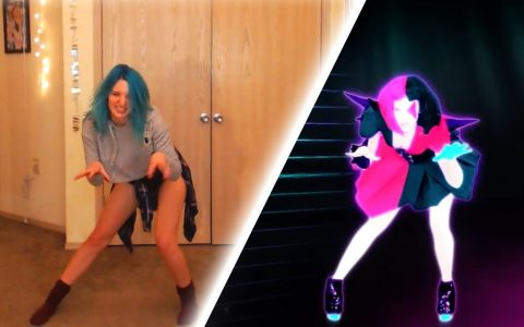 Just Dance 4: PERFECT! PERFECT! PERFECT!