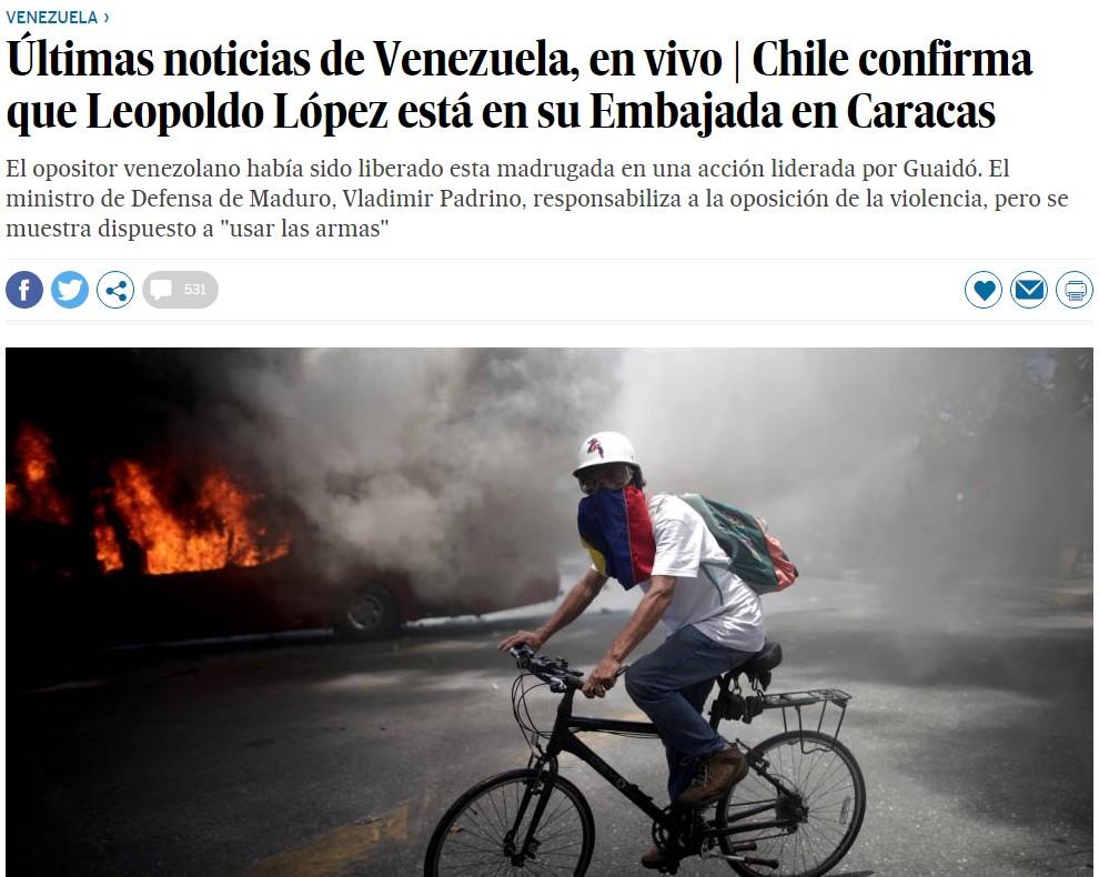 ACTUALIZADO | Blackwater dispone de 5.000 mercenarios listos para intervenir en el golpe de estado contra Venezuela