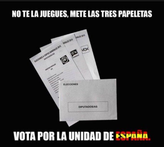 VOTA, JODER