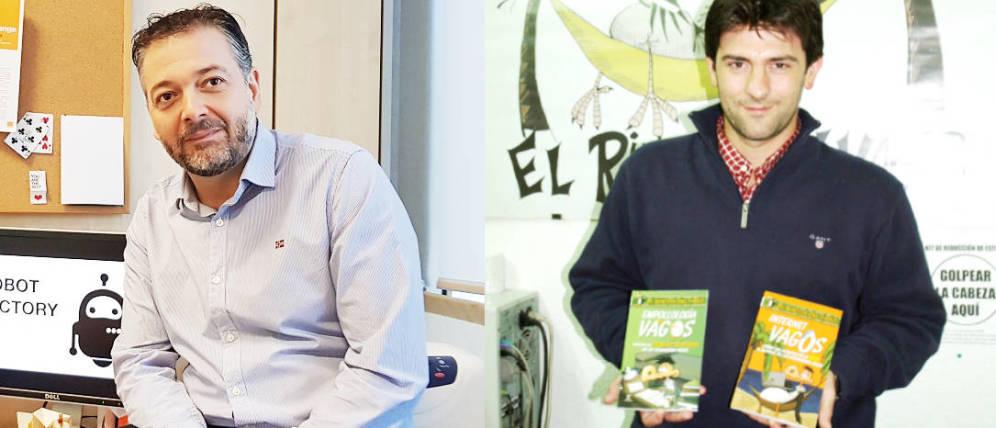 """Rincón del Vago o cómo dos amigos de toda la vida """"hackearon"""" parte de la educación en España"""