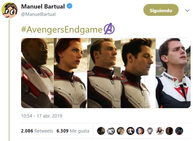 Ni Antman ni poIIas, Carlos Alberto será la clave para acabar con Thanos